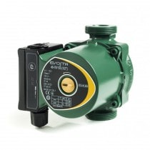 Central Heating Pumps & Valves