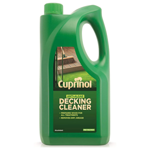 Decking Cleaners