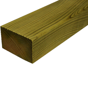 Treated Rounded Edge Planed Timber