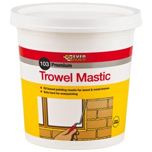 Trowel Mastic