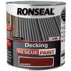 Ronseal Decking Rescue Paint Bramble 2.5L - 37451