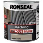 Ronseal Decking Rescue Paint Warm Stone 2.5L - 37613