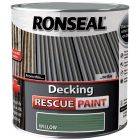Ronseal Decking Rescue Paint Willow 2.5L - 37453