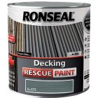 Ronseal Decking Rescue Paint Slate 5L - 37618