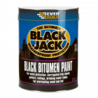 Everbuild 901 Black Bitumen Paint 2.5L