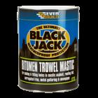 Everbuild 903 Bitumen Trowel Mastic Black 2.5L
