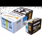 Box 200 Reisser R2 Cutter Yellow H/P Wood Screw 4.0x35mm