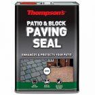 Thompsons Patio & Block Paving Seal Satin Finish 5L