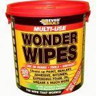 Everbuild Multi-use Wonder Wipes Giant Tub (300 wipes)