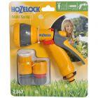 Hozelock Multi Spray Starter Kit with Fittings for garden hose