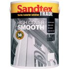 Sandtex Trade High Cover Smooth Masonry Paint 5L Various Colours