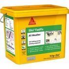 Sika All Weather FastFix Jointing Compound 15kg Buff - SKFFIXBF15