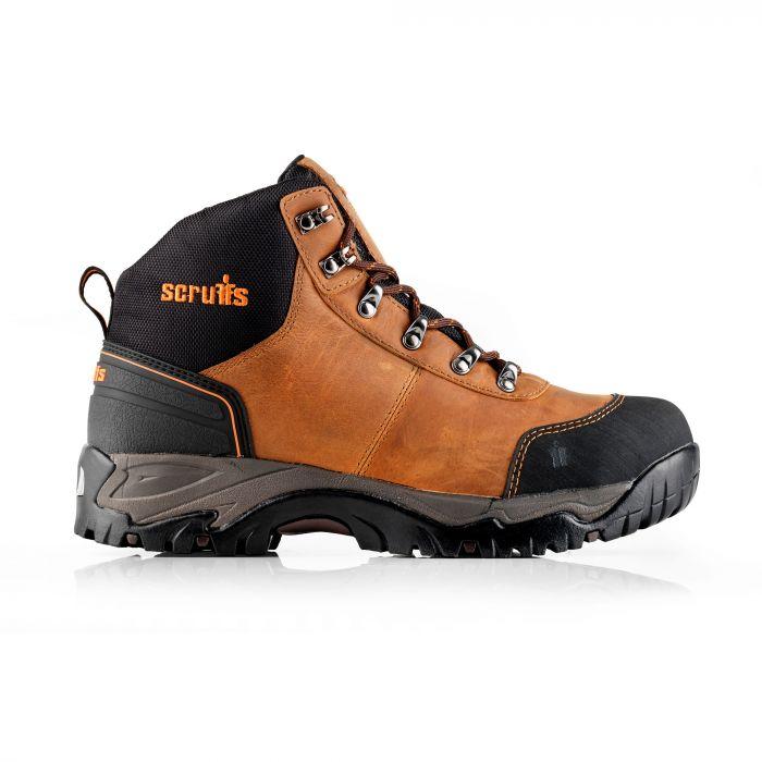 Scruffs Assault Safety Boots