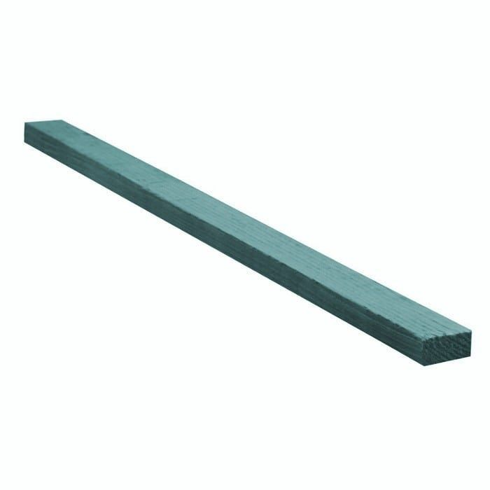 Fully Graded Treated Roofing Batten Bs5534 25mmx38mm 4 8m