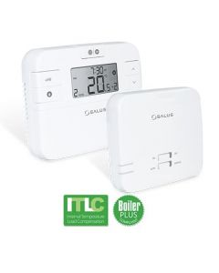 Salus Programmable Room Thermostat with Receiver- RT510RF+