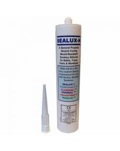 Sealux-N Silicone Clear