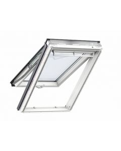 Velux GPU MK06 0070 Top Hung Roof Window White PU 78x118cm