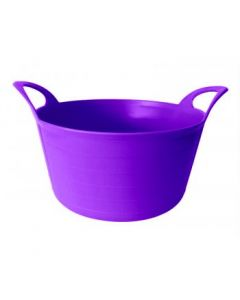 12L Rhino Flexi Tub Purple
