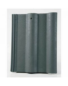 Lagan Double Roll Tile Anthracite