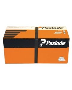 Paslode IM350 Nail & Fuel Handy Pack 63mm R/Galv+ (Pk1100) - 141259