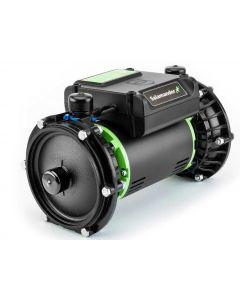 Salamander RP50PT Centrifugal Shower & Bathroom Pump, Twin Positive Head 1.5 Bar