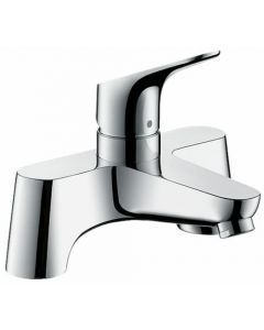 Hansgrohe Focus 2 Hole Deck Mounted Single Lever Bath Filler (Low Pressure)  - 31523000