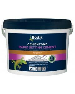 Cementone Waterproof Rapid Setting Cement 5kg - 540156