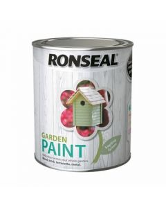 Ronseal Garden Paint Sapling Green 750ml
