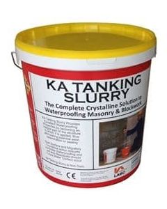 KA Tanking Slurry White 25Kg