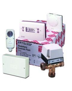 Danfoss HSP22 22mm Heatshare Pack with FP715SI Programmer