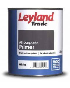 Leyland 750ml All Purpose Primer White 300872