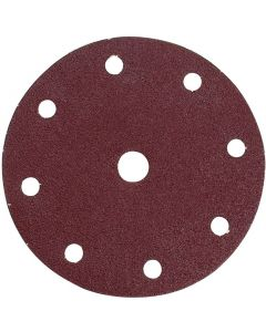 "Makita Sanding Disc 6"" 120 Grit 10 Pack P-37518"