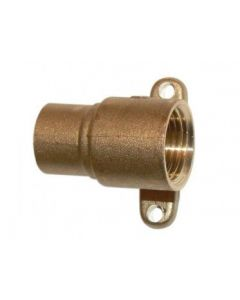 Gas Cooker Straight Wall Connector