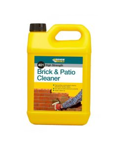 Everbuild 401 Brick & Patio Cleaner 5L
