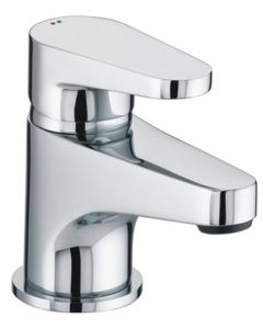 Bristan Quest Basin Mixer Without Waste Chrome Plated - QST BASNW C