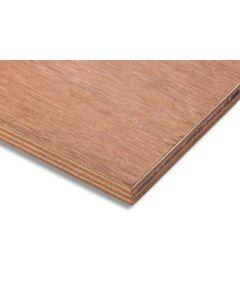 Hardwood Throughout Plywood WBP B/BB 2440x1220x18mm