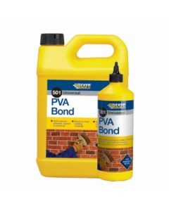 Everbuild 501 PVA Bond 1L