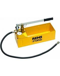 REMS Push Manual Pressure Testing Pump with Pressure Gauge - 115000 R