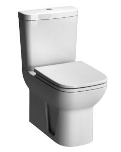 Vitra S20 Close Coupled WC (Fully Back to Wall Pan, & Cistern - Seat Not Included) - 5512+5514