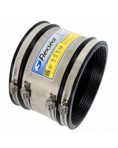 Flexseal Rubber Pipe Coupling 175-200mm - SC200