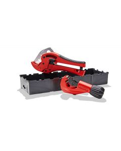 Rothenberger Twin Pack (contains Rocut 42C & No.35 Tube Cutter in Handy Storage Box) - 10002682