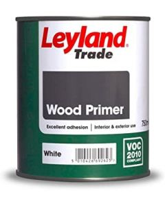 Leyland Wood Primer White 2.5L 264877