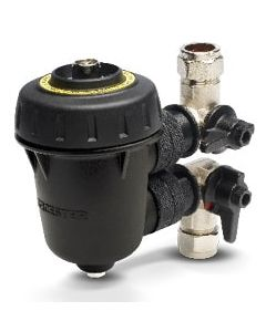 Worcester Greenstar Mini System Filter 22mm 7733600266