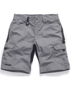 Scruffs Trade Flex Shorts Graphite