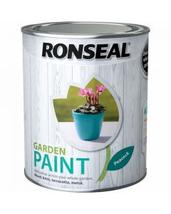 Ronseal Garden Paint Peacock 750ml