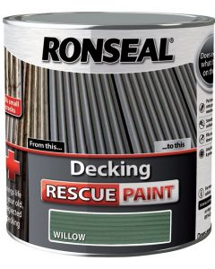 Ronseal Decking Rescue Paint Willow 5L - 37619