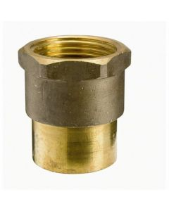 "15mmx1/2"" Fi Sr2 Solder Ring Female Adaptor"