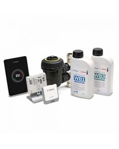 Worcester EasyControl RF Heating System Care Pack Black (Suitable for Greenstar 8000) - 7733600443
