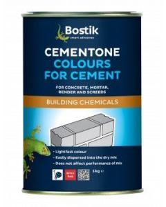 Cementone Cement Colours Cement Russet Brown 1kg - 365339