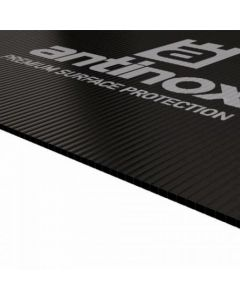 Antinox 2mm Recycled Surface Protection Board 2.4x1.2m Black